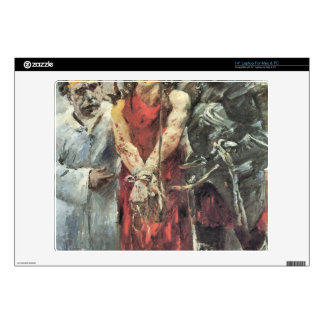 "Ecce Homo 2 by Lovis Corinth Decals For 14"" Laptops"