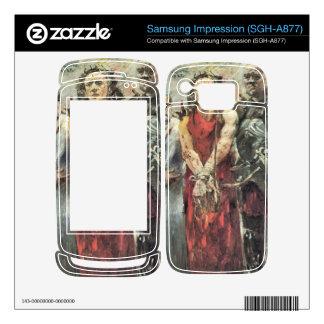 Ecce Homo 2 by Lovis Corinth Samsung Impression Skins