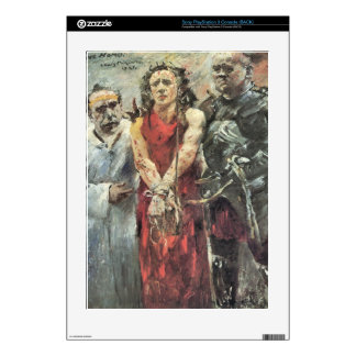 Ecce Homo 2 by Lovis Corinth Skin For The PS3