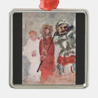 Ecce Homo by Lovis Corinth Christmas Ornament