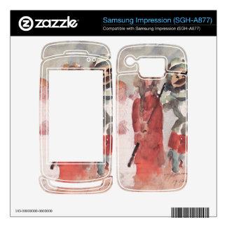 Ecce Homo by Lovis Corinth Samsung Impression Decal