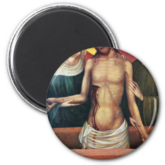 Ecce Homo By Meister Des Imhoff-Altars (Best Quali Magnets