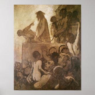 Ecce Homo, c.1848-52 Poster