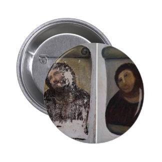 Ecce Homo Changes Pin Redondo De 2 Pulgadas