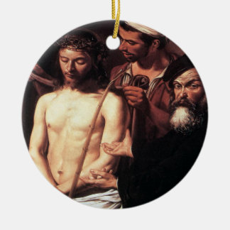 'Ecce Homo' Christmas Ornament