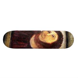 ECCE HOMO Customizable Skate Board