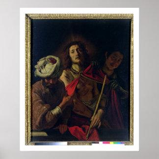 Ecce Homo (oil on canvas) Poster