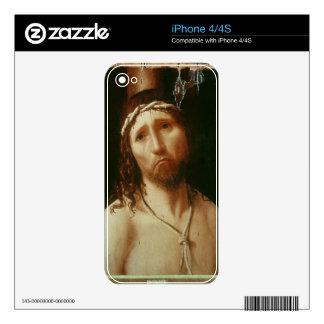 Ecce Homo (oil on panel) iPhone 4 Skins