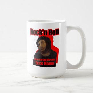 Ecce Homo Rock'n Roll Coffee Mug
