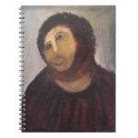 Ecce homo spiral notebooks