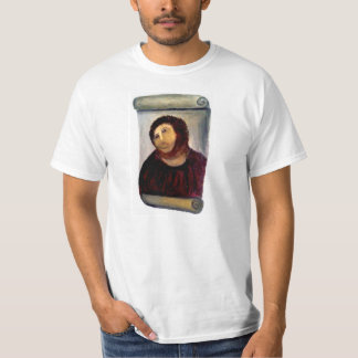 Ecce Homo - The Resurrection of the Crayon Shirt