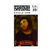 Ecce Potato Postage Stamps