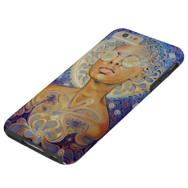 Eccentric art tough iphone 6 plus case zazzle
