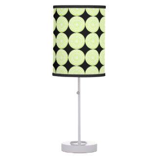 Eccentric Circles Lamp