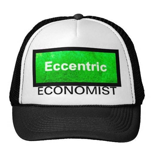 ECCENTRIC ECONOMIST CAP TRUCKER HATS