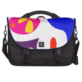 Eccentric Computer Bag