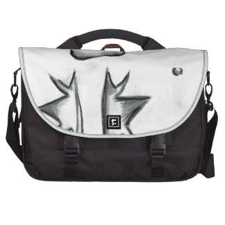 Eccentric Symmetries Bag For Laptop
