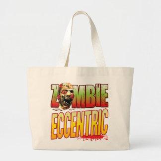 Eccentric Zombie Head Bags
