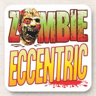 Eccentric Zombie Head Coasters