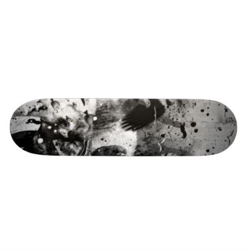 eccentrism skateboard decks