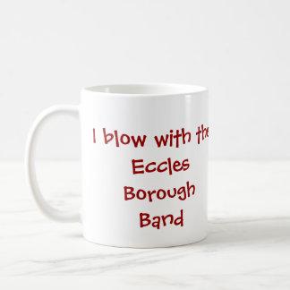 Eccles Borough Band mug