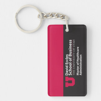 Eccles Healthcare Administration Keychain