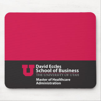 Eccles Healthcare Administration Mouse Pad
