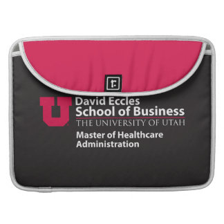 Eccles Healthcare Administration Sleeve For MacBooks