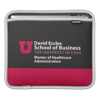 Eccles Healthcare Administration Sleeves For iPads