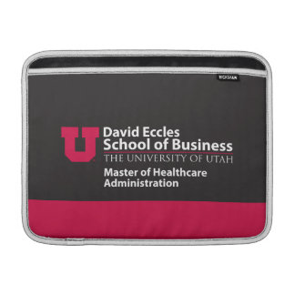 Eccles Healthcare Administration Sleeves For MacBook Air