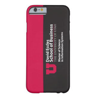 Eccles Information Systems Barely There iPhone 6 Case