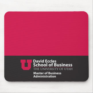 Eccles MBA Mouse Pad