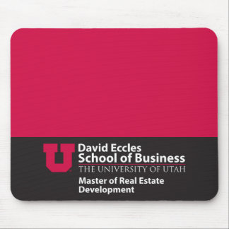 Eccles Real Estate Mouse Pad