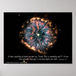 Ecclesiastes 1:10 poster