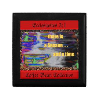 Ecclesiastes 3:1 Jewelry Boxes