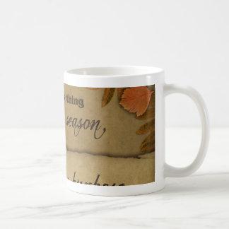 Ecclesiastes 3:1 Scripture Art Gifts Coffee Mug