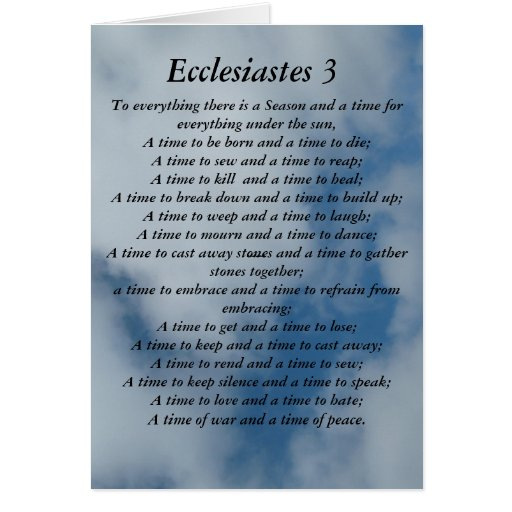 ecclesiastes 3 1 coloring pages - photo#16