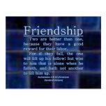 Ecclesiastes 4:9-10 postcard