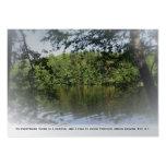 Ecclesiastes Lake Forest Platinum Bookmark ATC Business Card Templates