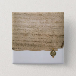 Ecclesiastical deed of the Grand Duke of Pinback Button
