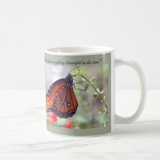 Ecclesiates 3:11 coffee mug