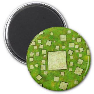 Eccletinos V1 - mosaic map Magnet