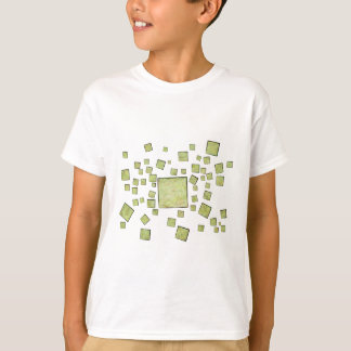 Eccletinos V1 - mosaic map without back T-Shirt