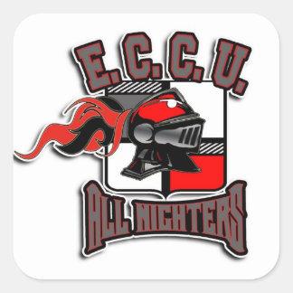 ECCU sticker