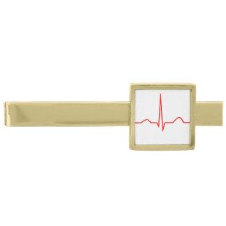 ECG o electrocardiograma del modelo del ritmo del