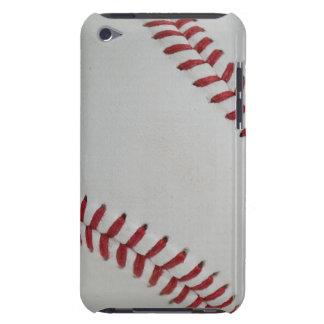 Echada fantástica del béisbol perfecta barely there iPod carcasas