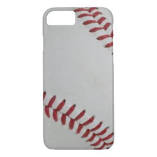 Echada fantástica del béisbol perfecta funda iPhone 7