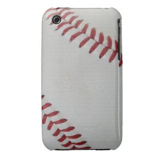 Echada fantástica del béisbol perfecta iPhone 3 cobertura