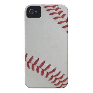 Echada fantástica del béisbol perfecta iPhone 4 carcasa
