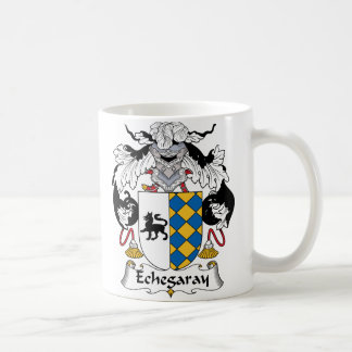Echegaray Family Crest Mug